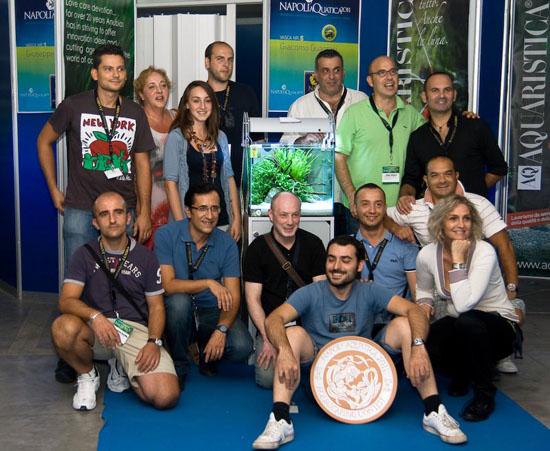 2011 sett-NapoliAquatica-Gruppo Aquascaping