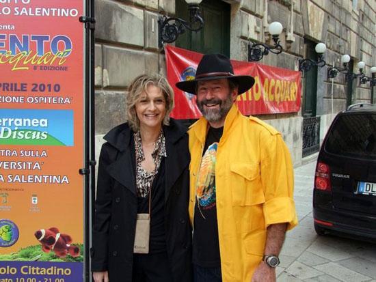 2010 aprile-Lecce- Mediterranea Discus- Heiko Bleher