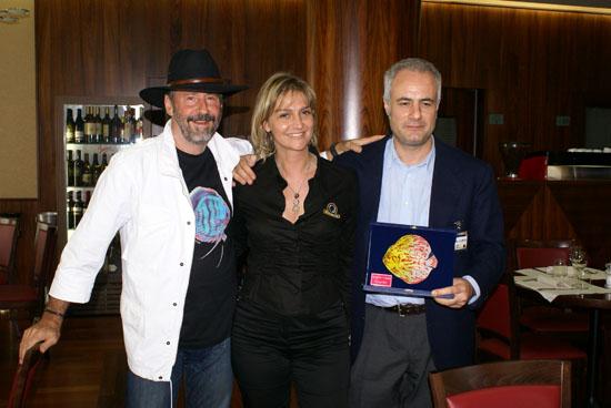 2007 aprile-Venezia-Discus Day-DiscusPortal -Heiko Bleher-Rosario  Curcio