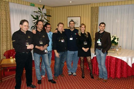 2006 nov-Bologna-Discus Day-DiscusPortal