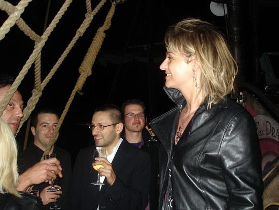 2007 aprile-Venezia-Discus Day-DiscusPortal -Galeone Jolly Roger