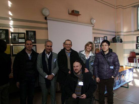 2011 gen-Genova-Discus Day-Staff Mondodiscus